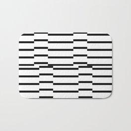 ASCII All Over 06051305 Bath Mat