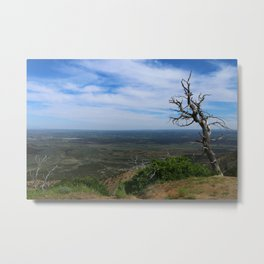 Till the End of My Days Metal Print