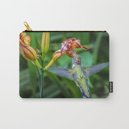 Tiger by the tail Carry-All Pouch
