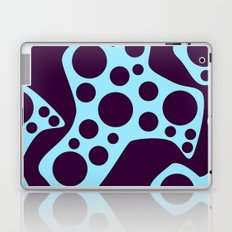 Purple Cheese Laptop & iPad Skin