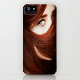 No words iPhone Case