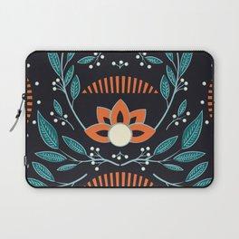 Dark flora 001 Laptop Sleeve