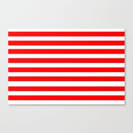 Mariniere marinière variation XI Canvas Print