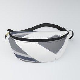 Bold Geometrical Modern Design Fanny Pack