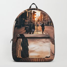Golden Glasgow Backpack