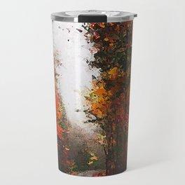 An Autumn full of Magic Travel Mug