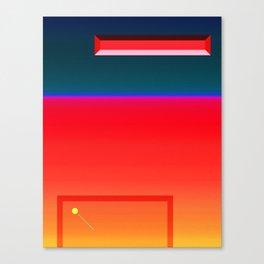 Breakout Variation 1 Canvas Print