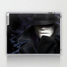 Invisible man Laptop & iPad Skin