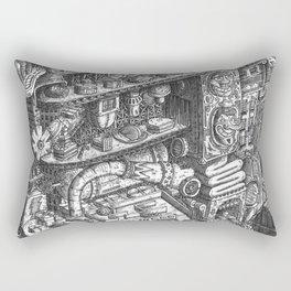 Farmer Machinery Rectangular Pillow