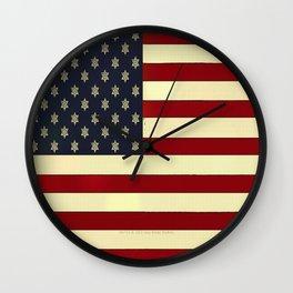 UNITED  - 040 Wall Clock