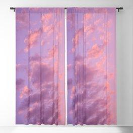 pastel sky Blackout Curtain