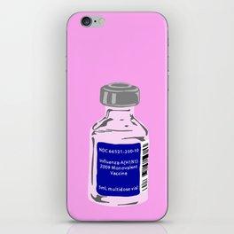 Flu Vaccine iPhone Skin