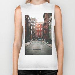 Gay Street NYC Biker Tank