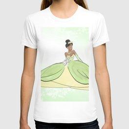 Tiana. T-shirt