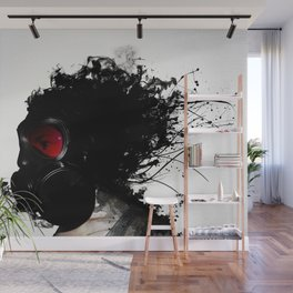 Ghost Warrior Wall Mural