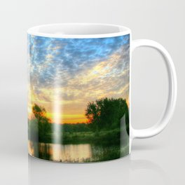 November East Texas Sunrise Coffee Mug