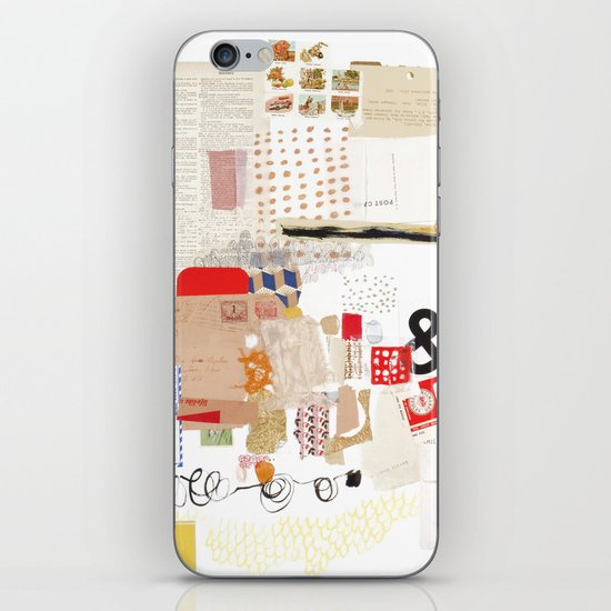 Flea Market iPhone & iPod Skin