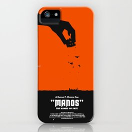 Manos: The Hands of Fate iPhone Case