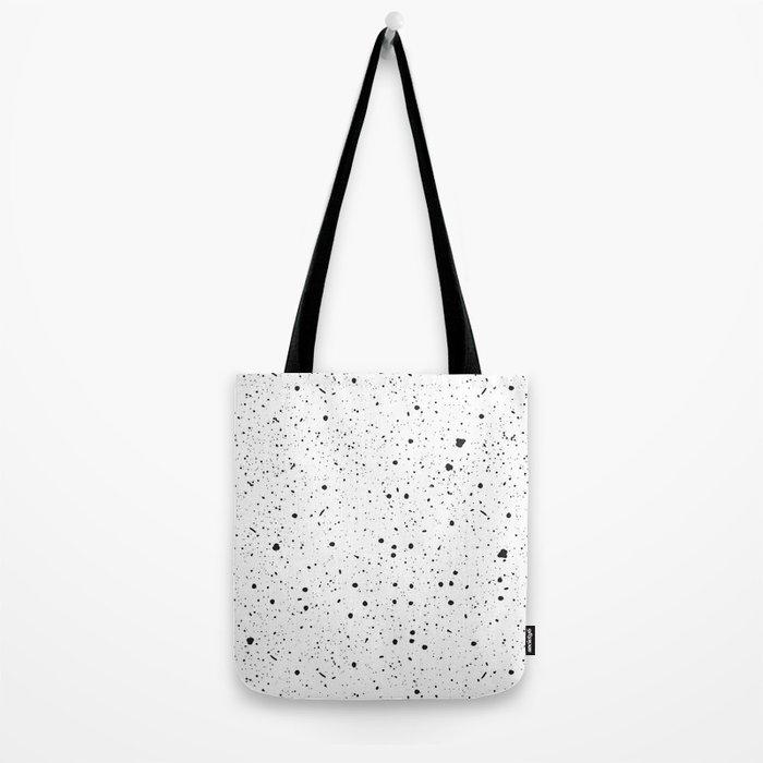 Speckled Tote Bag