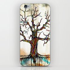 Tree of Many Colors iPhone & iPod Skin