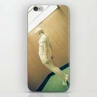 inception iPhone & iPod Skins featuring Inception by Reagan Lam