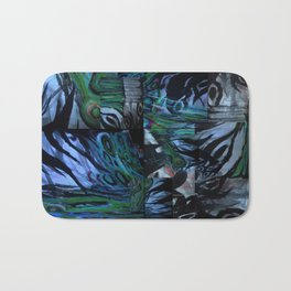 The Abstraction of Utopia and Oblivion  Bath Mat