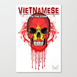 To The Core Collection: Vietnam Canvas Print
