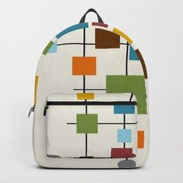 Mid-Century Modern Art 1.3 Backpack