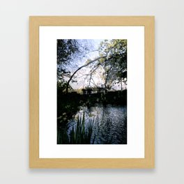 Melding Framed Art Print