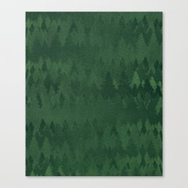 TREE L/NE Canvas Print