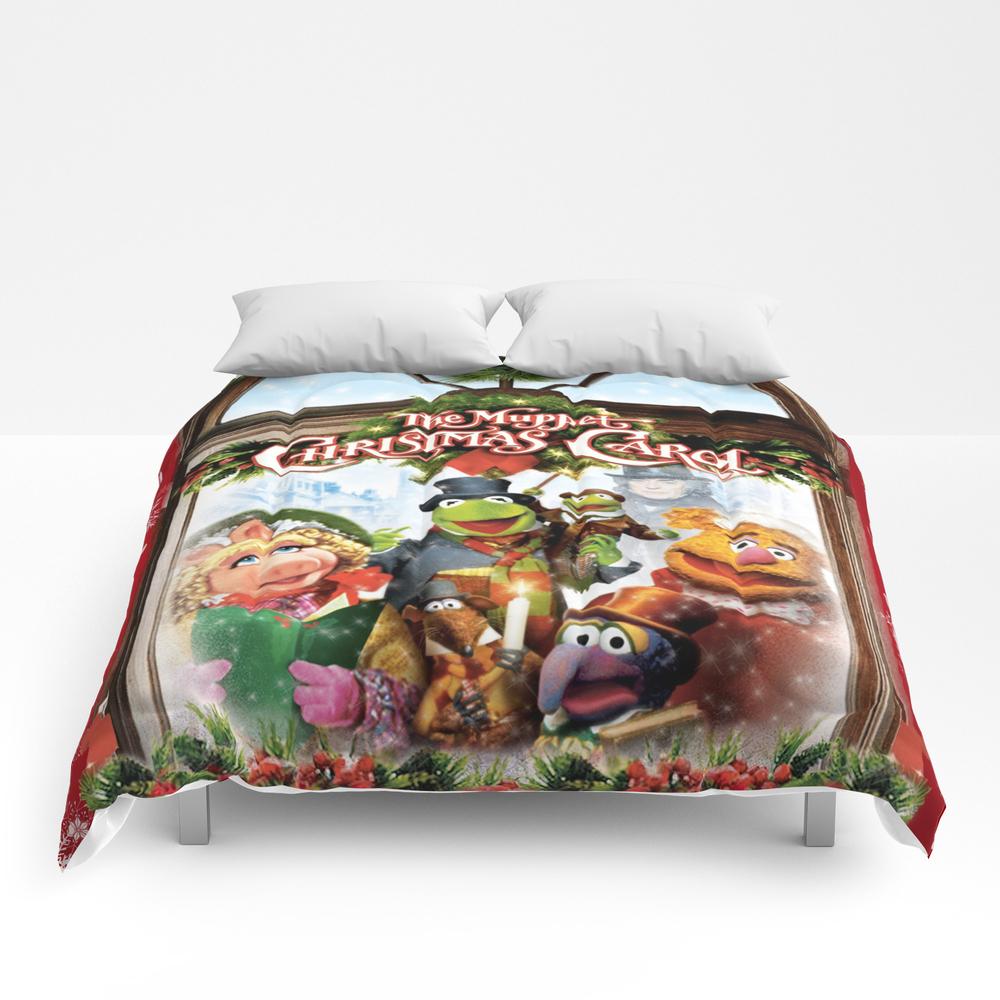 The Muppet Christmas Carol Comforter by Emdavis27 CMF7821293