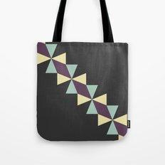 Oragami Traingles Tote Bag