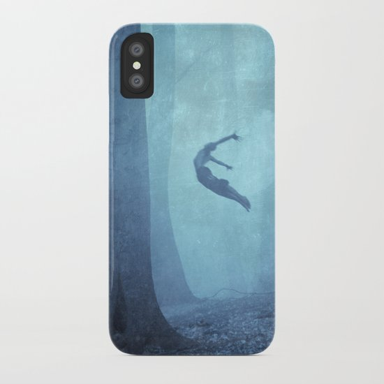 free spirit II iPhone Case