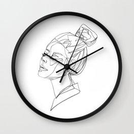 saskia Wall Clock