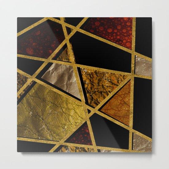 Abstract #468 Metal Print