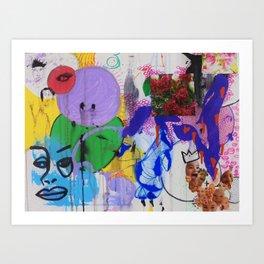 growingup Art Print