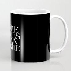 VOGUE {ISSUES} Mug