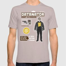 Datanator: Robot in Disguise Mens Fitted Tee SMALL Cinder