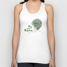Peas in the Kitchen Unisex Tank Top