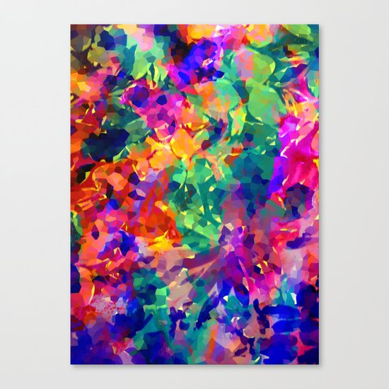 The Tropics Canvas Print