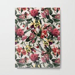 VS019 Botanical Garden Metal Print