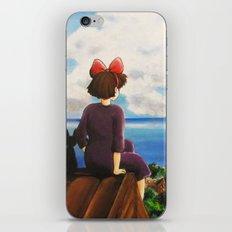 Kiki's dream iPhone & iPod Skin