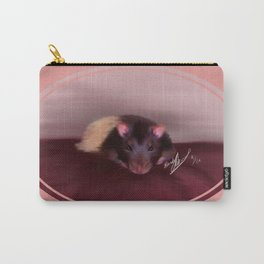 Templeton the Fancy Rat Carry-All Pouch