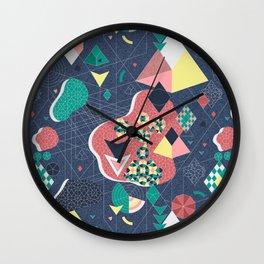 Abstract Fragmentation Wall Clock