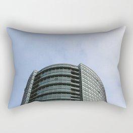 Burnaby condo tower Rectangular Pillow