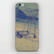 Shopping Time iPhone & iPod Skin