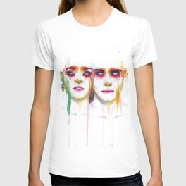 Silence and Echo T-shirt