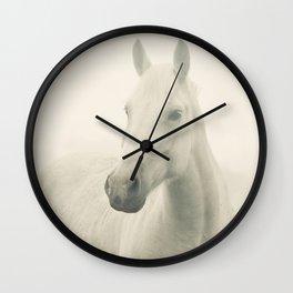 Dreamy Horse Photo Wall Clock