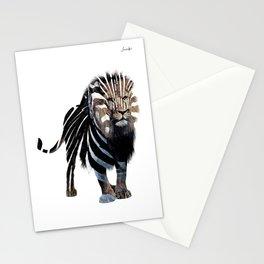 Lion spy II mission logo noir urban fashion culture Jacob's 1968 Paris Agency Stationery Cards