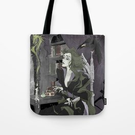Let Your Hair Down Tote Bag